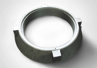 Cone crusher part - Locking nut