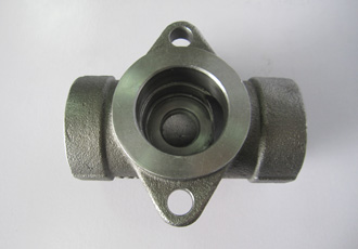 High pressure regulator-body
