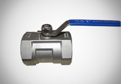 1PC Ball Valve With Locking Device